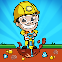 Idle Miner Tycoon: Mine & Money Clicker Management icon