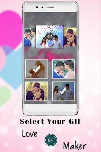 Love GIF Maker - náhled
