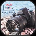 DSLR HD Camera : Blur Camera icon