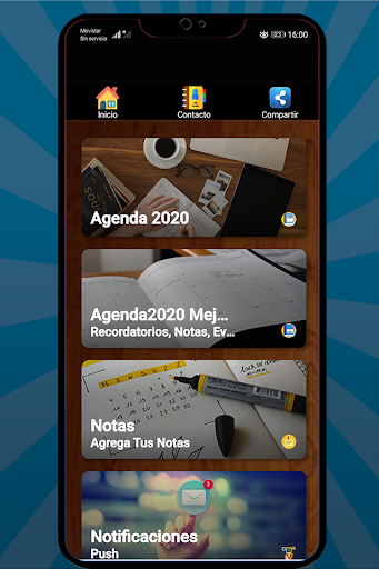 Agenda 2020 Gratis screenshots 2