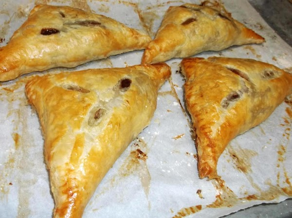 Bake at 400˚F for 18-20 min or until golden brown. Remove from oven and...