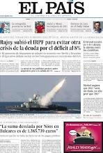 Photo: El recorte en I+D alarma a los científicos y la suma desviada por Nóos en Baleares es de 1.385.739 euros; nuestros temas de portada http://www.elpais.com/static/misc/portada20120102.pdf