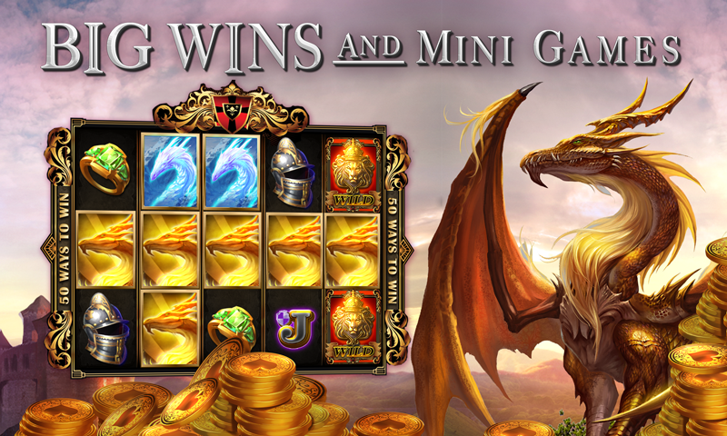 Slots Dragon FREE Slot Machine- screenshot