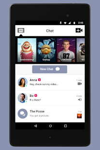 YAP Messaging- screenshot thumbnail