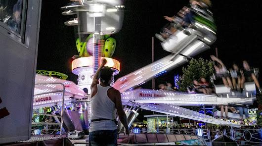 Cuatro horas sin ruido y luz durante la Feria