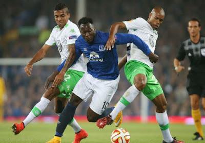 De Belgengroep: Everton overklast Wolfsburg, Lille gelijk tegen Krasnodar