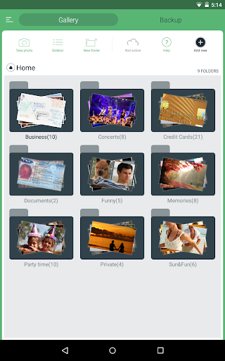 Hide Pictures, Hide Photos & Videos, Gallery Vault 6.8 Apk for Android 7