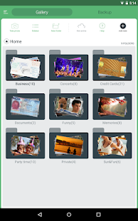 Hide Pictures, Hide Photos & Videos, Gallery Vault Screenshot