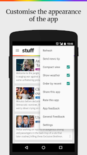 Stuff.co.nz- screenshot thumbnail