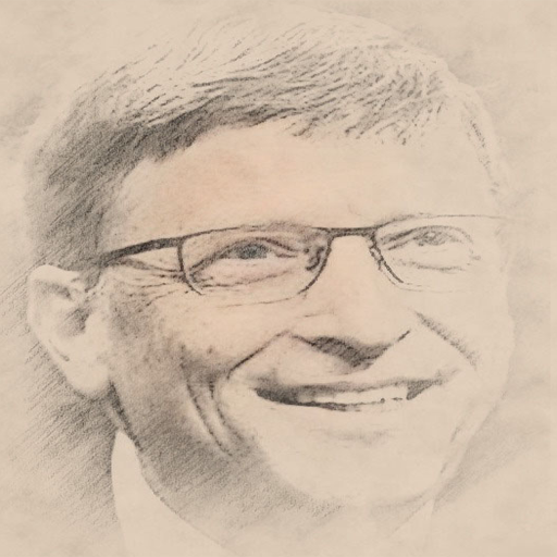 Bill Gates Wallpaper HD