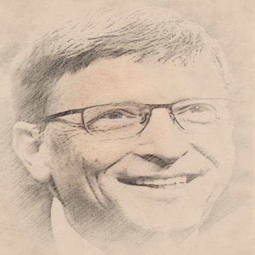 Bill Gates Wallpaper HD