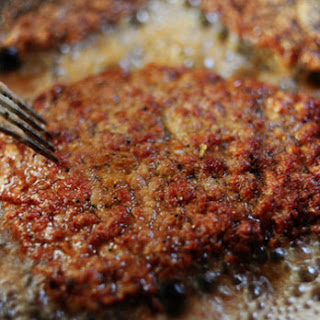Fried Round Steak