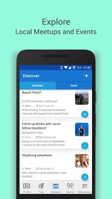 Travello - screenshot
