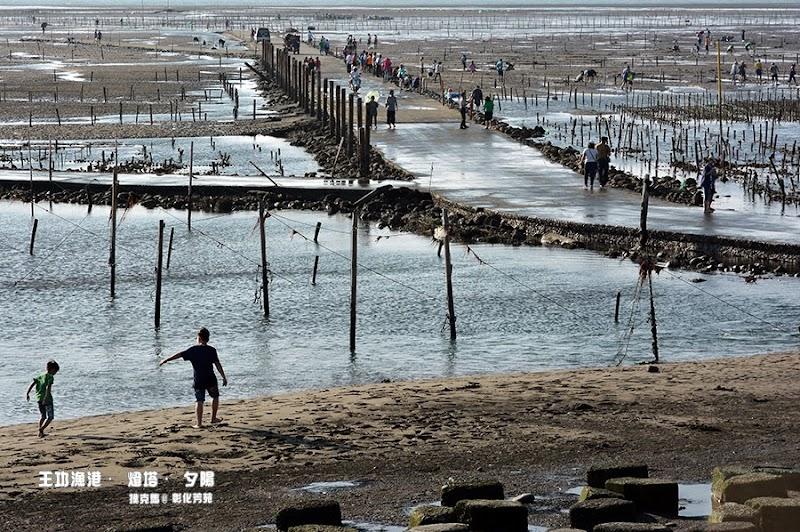 王功漁港濕地