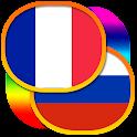 Русско-французский разговорник icon
