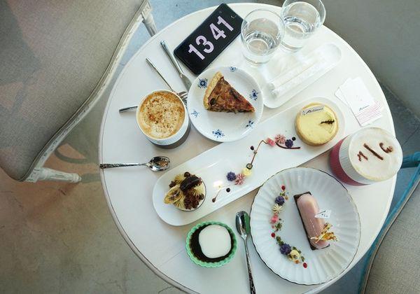 四分之三法式甜點 3/4 Pâtisserie.來自法國藍帶學校的純正法式甜點|下午茶|