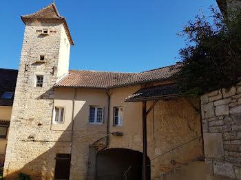 maison à Nuzéjouls (46)