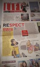 Photo: Project RESPECT in Sri Lanka gets coverage