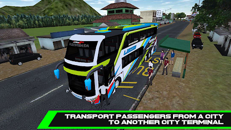 Mobile Bus Simulator APK screenshot thumbnail 2