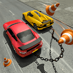 Chained Cars Game 2017 Icon