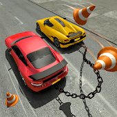 Chained Cars Game 2017