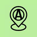 AshMapApp icon