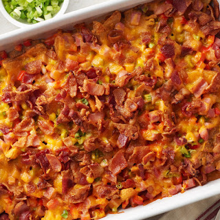 Ham Baked Potato Casserole Recipes