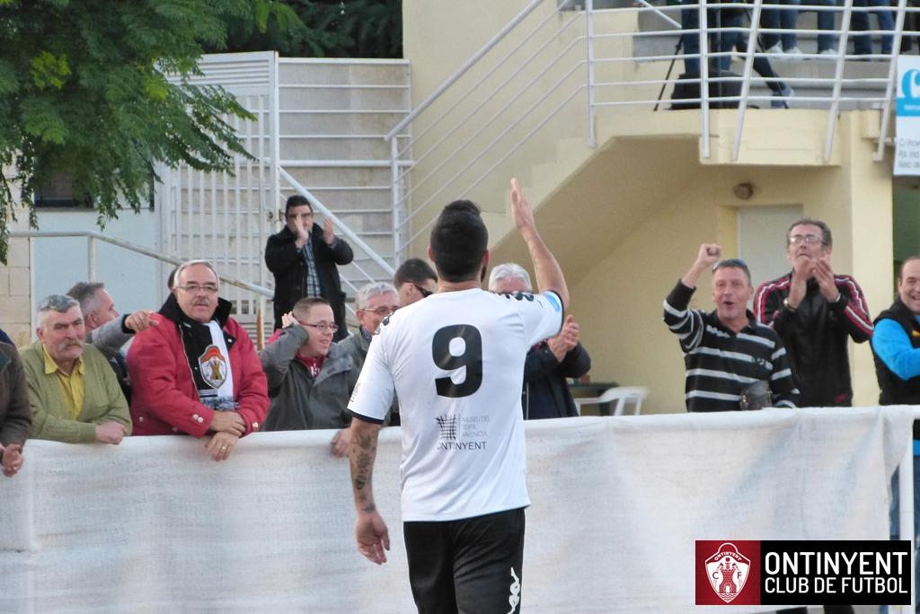 Francesc Ontinyent CF 1 CF Borriol 0