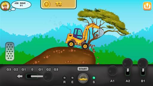 I am an Excavator Runner android2mod screenshots 13