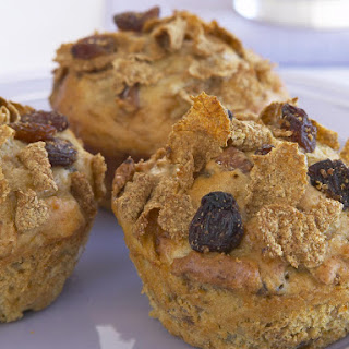 Fruit and Bran Muffins.