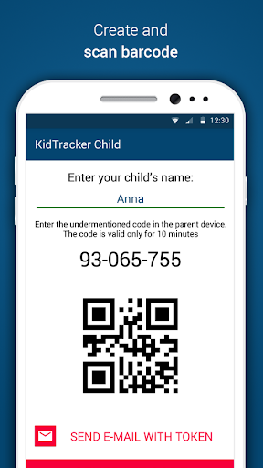 KidTracker Child