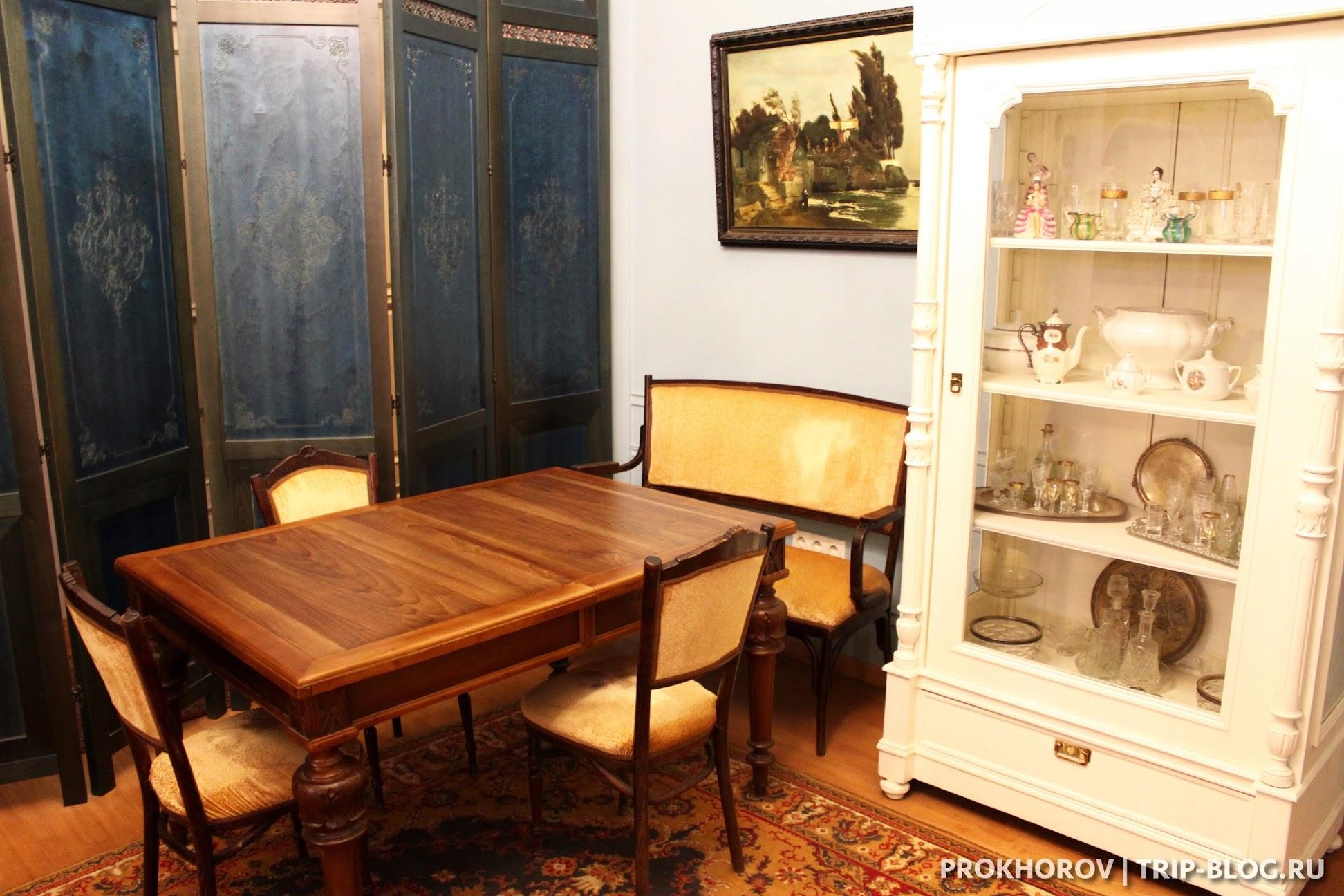 Мини-отель Old Key в Тбилиси