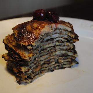 3 Ingredient Flourless Pancake