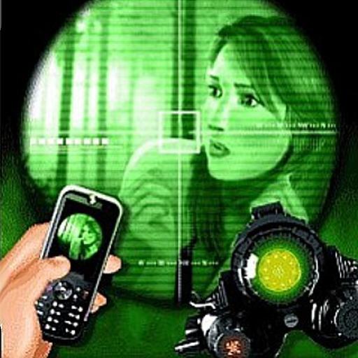 Night Vision Spy Camera Prank
