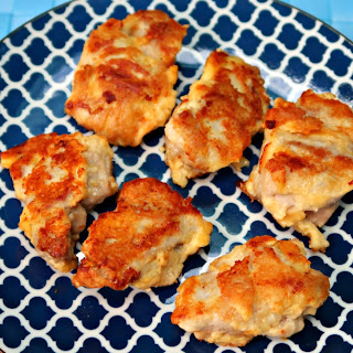 Parmesan Chicken Nuggets Recipe – Low Carb, Keto Diet.