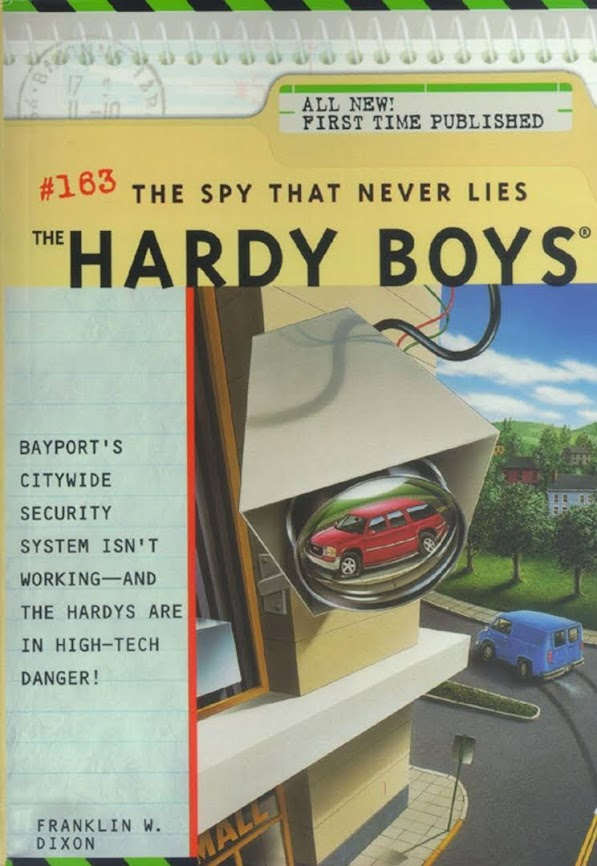 The Spy That Never Lies cover