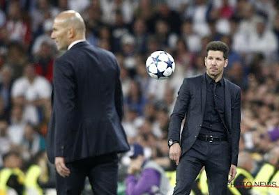 """Diego Simeone: """"Ils nous ont fait très mal"""""""