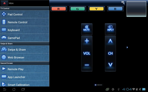 Panasonic TV Remote 2 screenshot 2