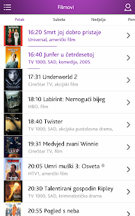 TvProfil - TV program- screenshot thumbnail