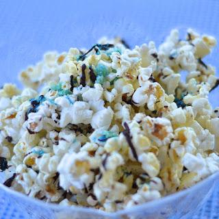 Pop Rocks Chocolate Drizzle Popcorn