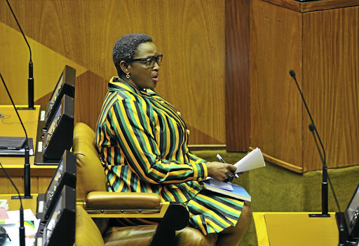 Bathabile Dlamini. Gallo Images