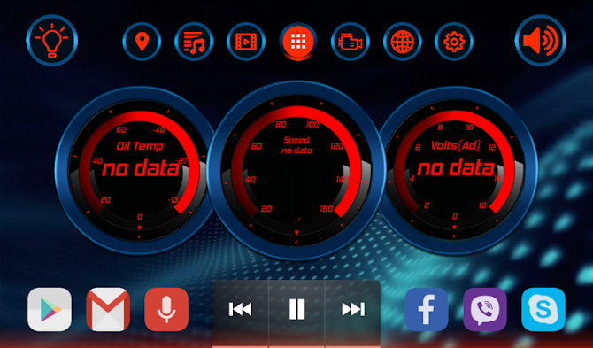 Car Launcher #1 for Total Launcher Android 6