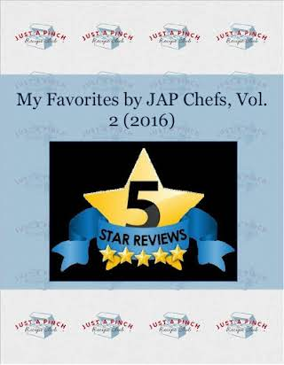 My Favorites by JAP Chefs, Vol. 2 (2016)