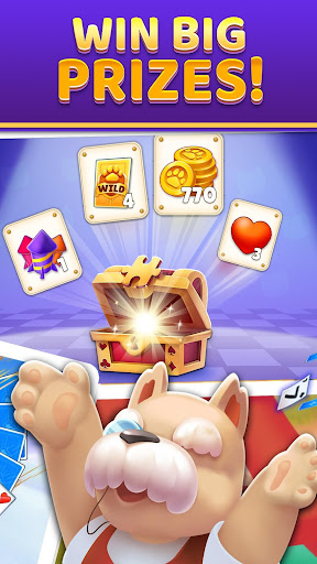 Puzzle Solitaire - Tripeaks Escape with Friends android2mod screenshots 5