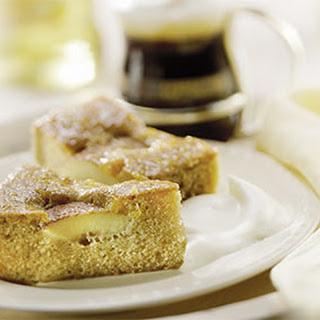 Italiaanse Plaatcake Met Nectarines