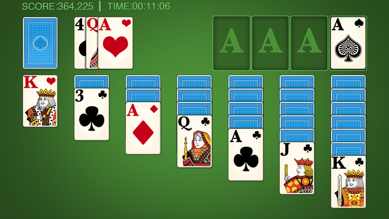 3 card solitaire strategy