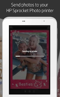 HP Sprocket Screenshot