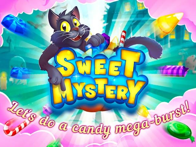 android 3-Süßigkeit: Süße Geheimnis Screenshot 5