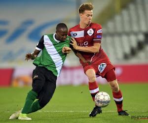 Aguemon verpest met een late penalty het feestje van Cercle Brugge op het veld van OHL