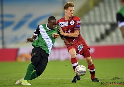 Aguemon bezorgt met een late penalty OHL alsnog een punt tegen Cercle Brugge